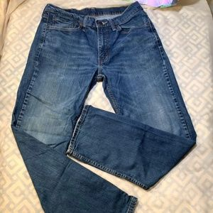 Levis 514 Mens Jeans 32x30 Straight Leg Regular